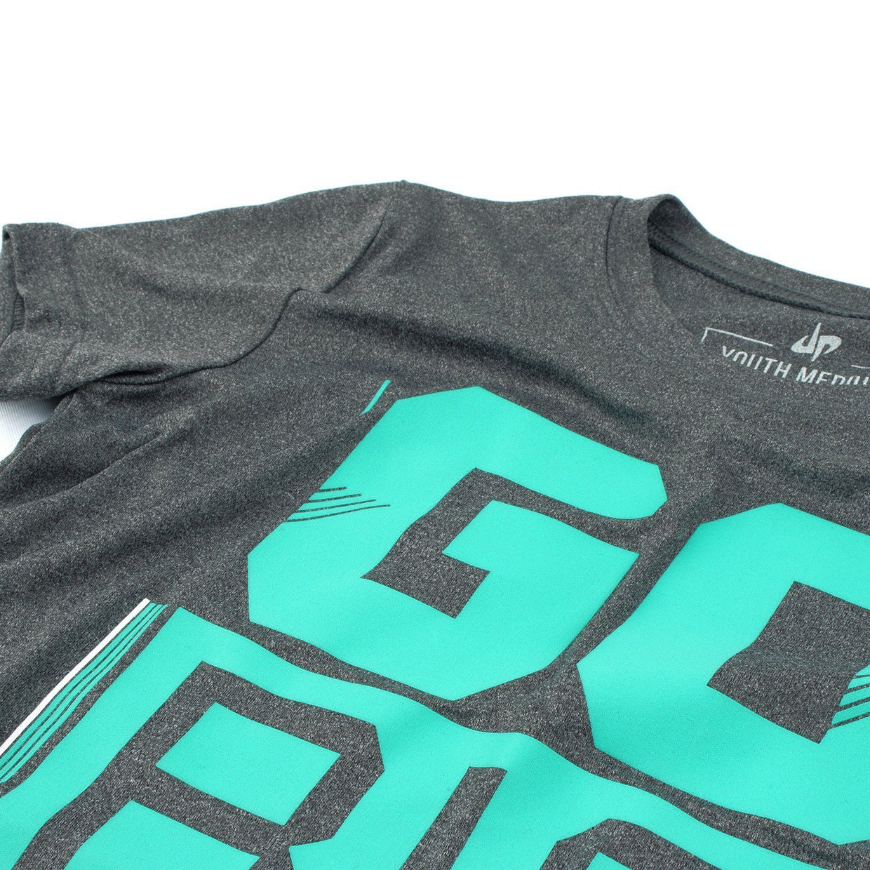 Youth Go Big Performance Tee