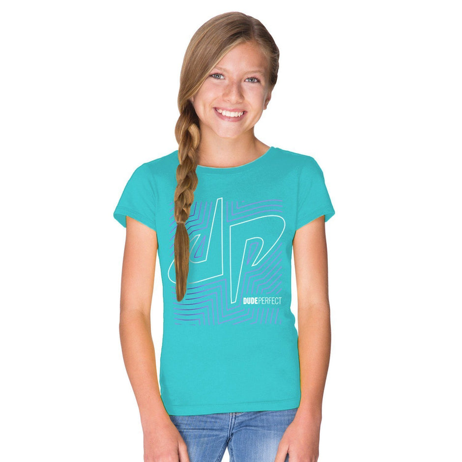 Girls Youth Bright Lights Tee