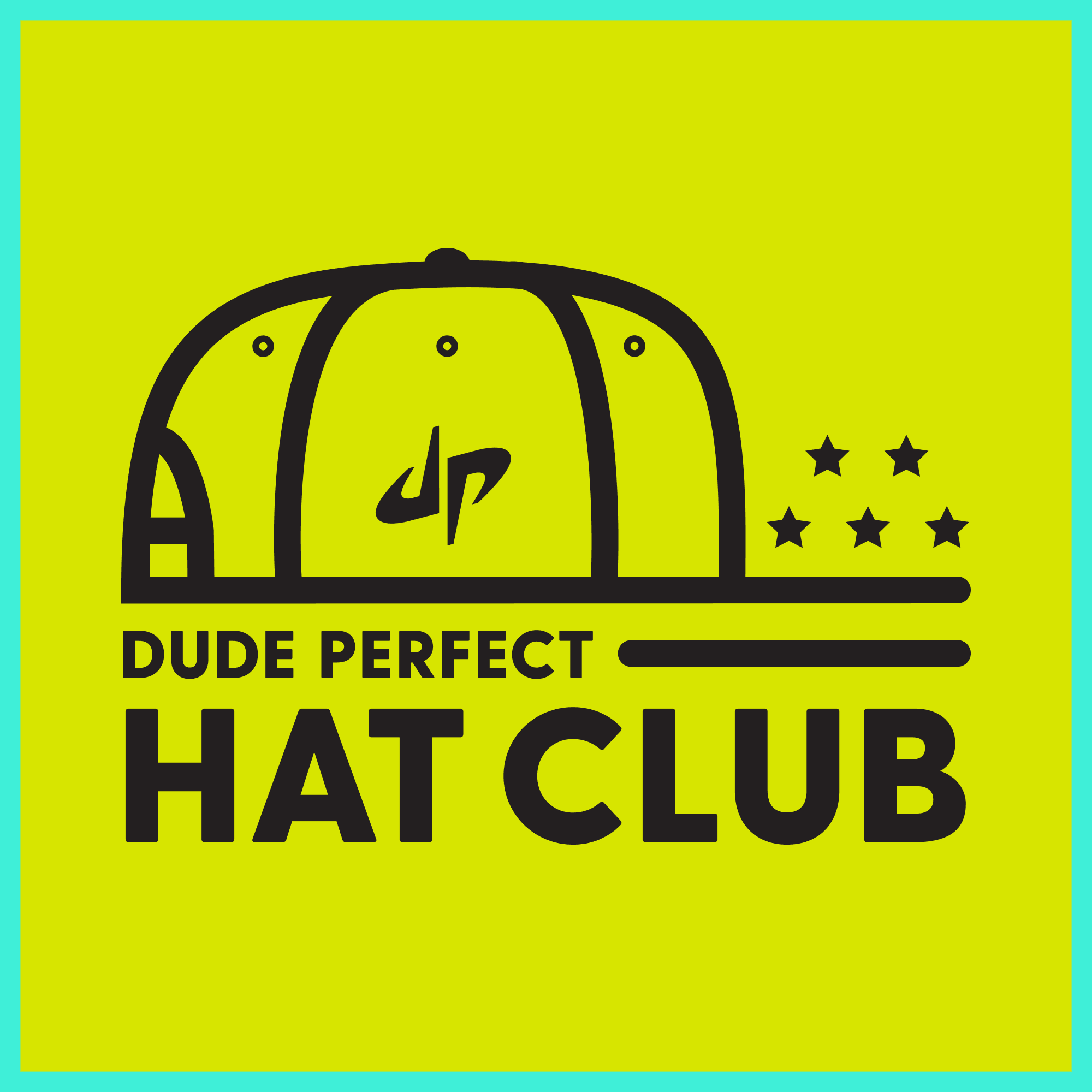 Official Hat Club - 3 Month Subscription