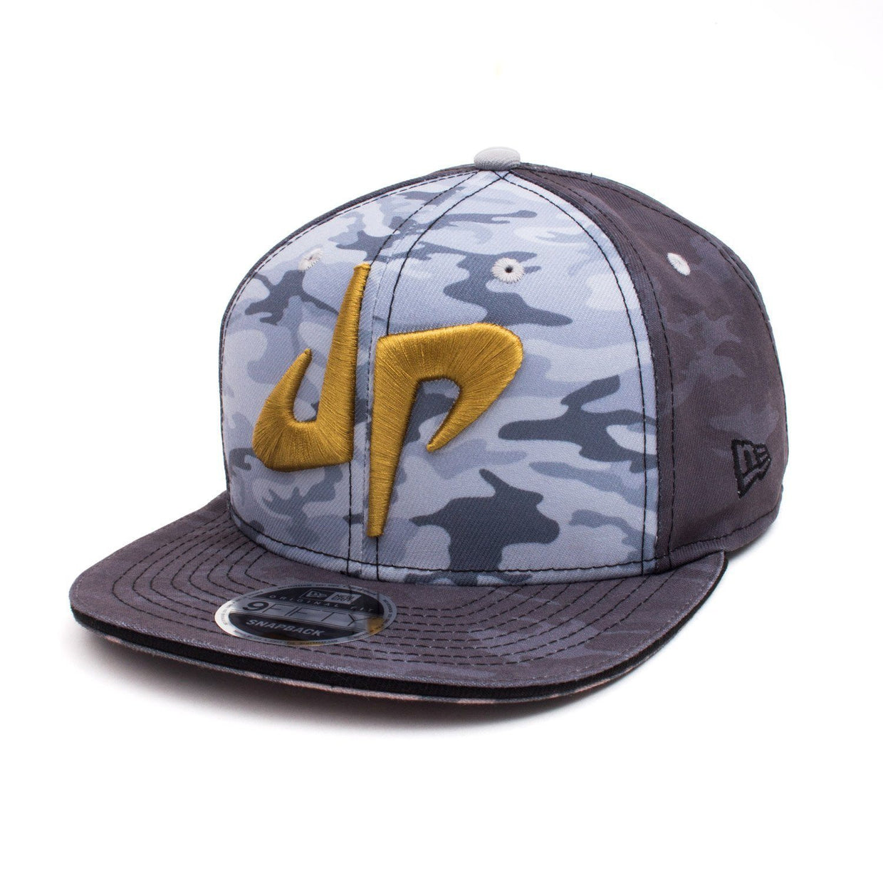 DP x New Era Snapback 9Fifty Snapback // Battles Combat