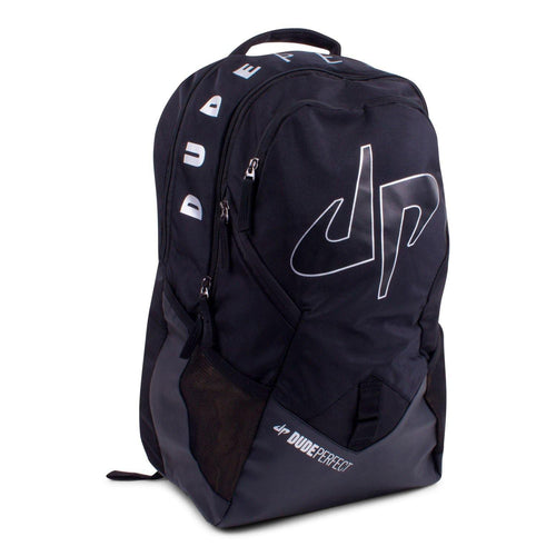 Dude Perfect Backpack - Black + Gold