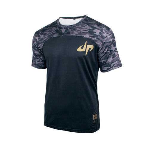 Youth Battles Combat Camo Performance Tee