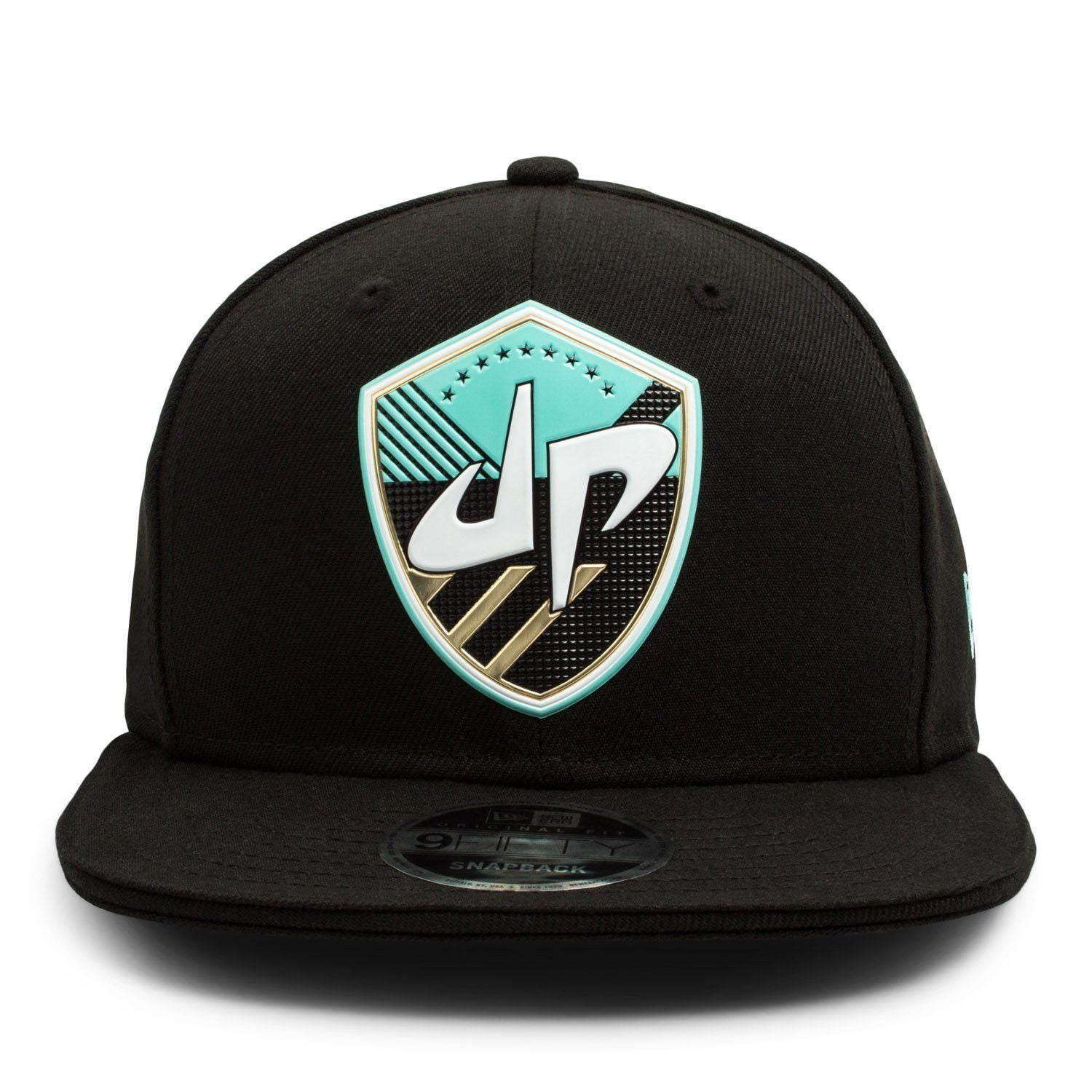 DP x New Era Liquid Chrome Snapback
