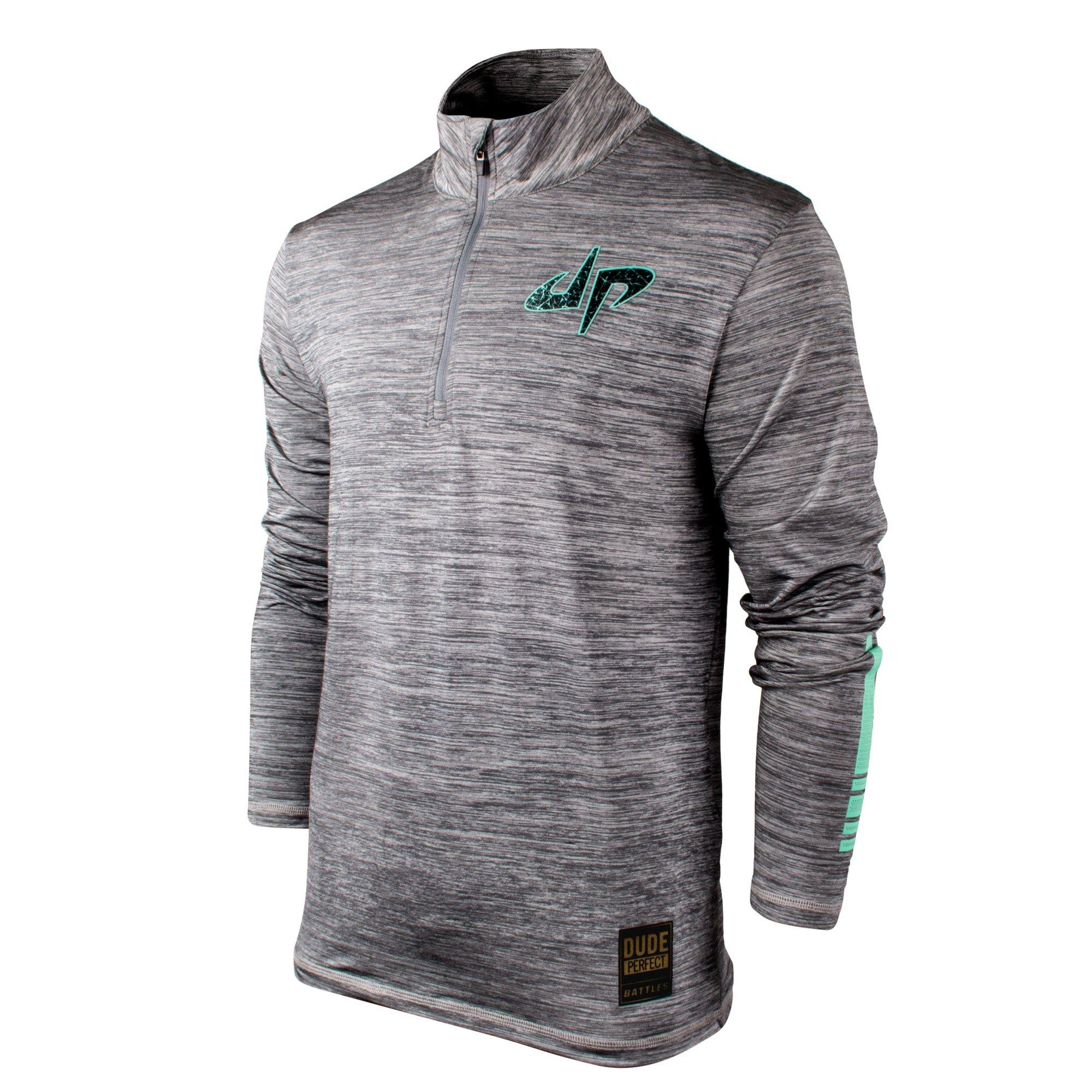 Rivalry Half Zip Pullover Top