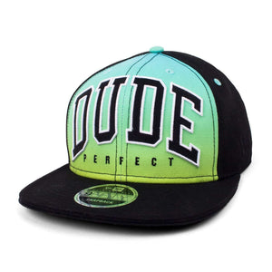 DP x New Era 9Fifty Snapback // Green + Mint