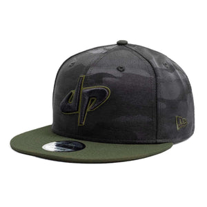 DP x New Era Dark Camo Snapback