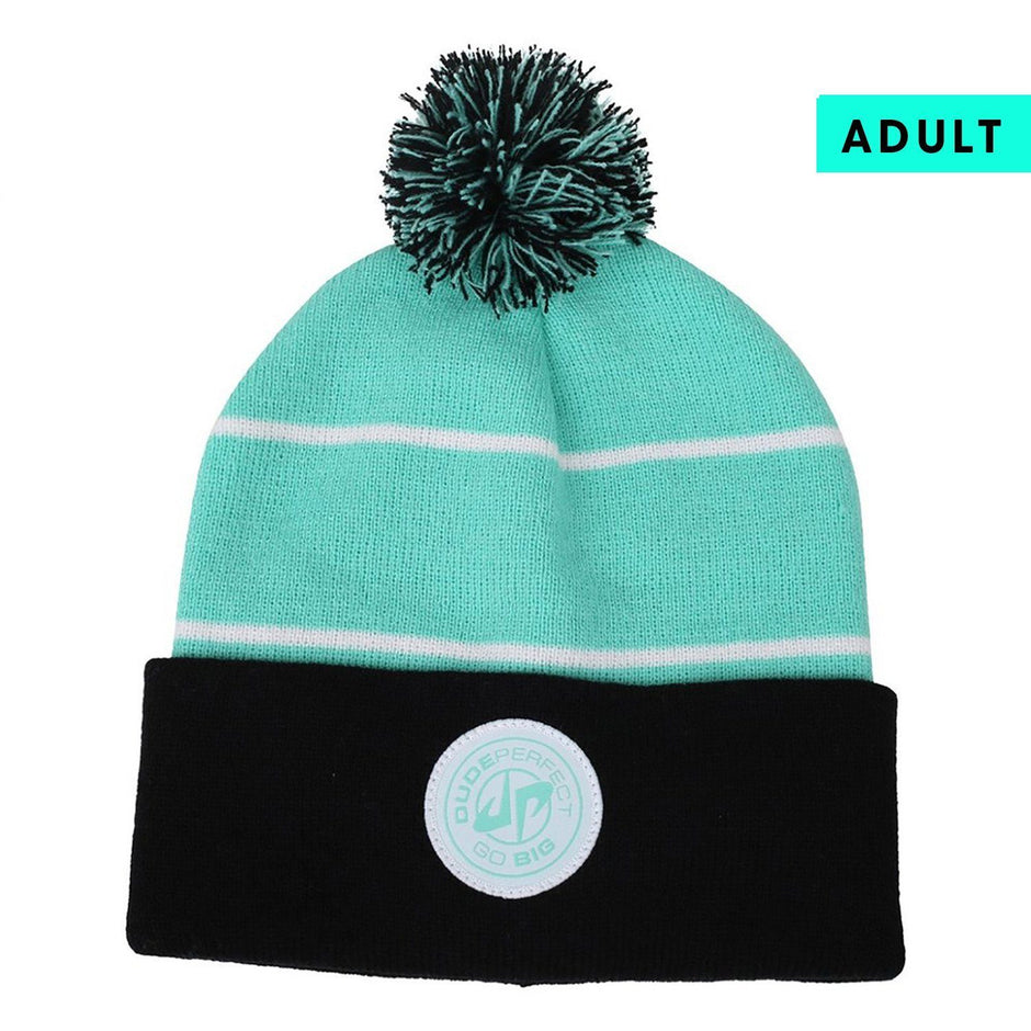 Dude Perfect Poof Beanie