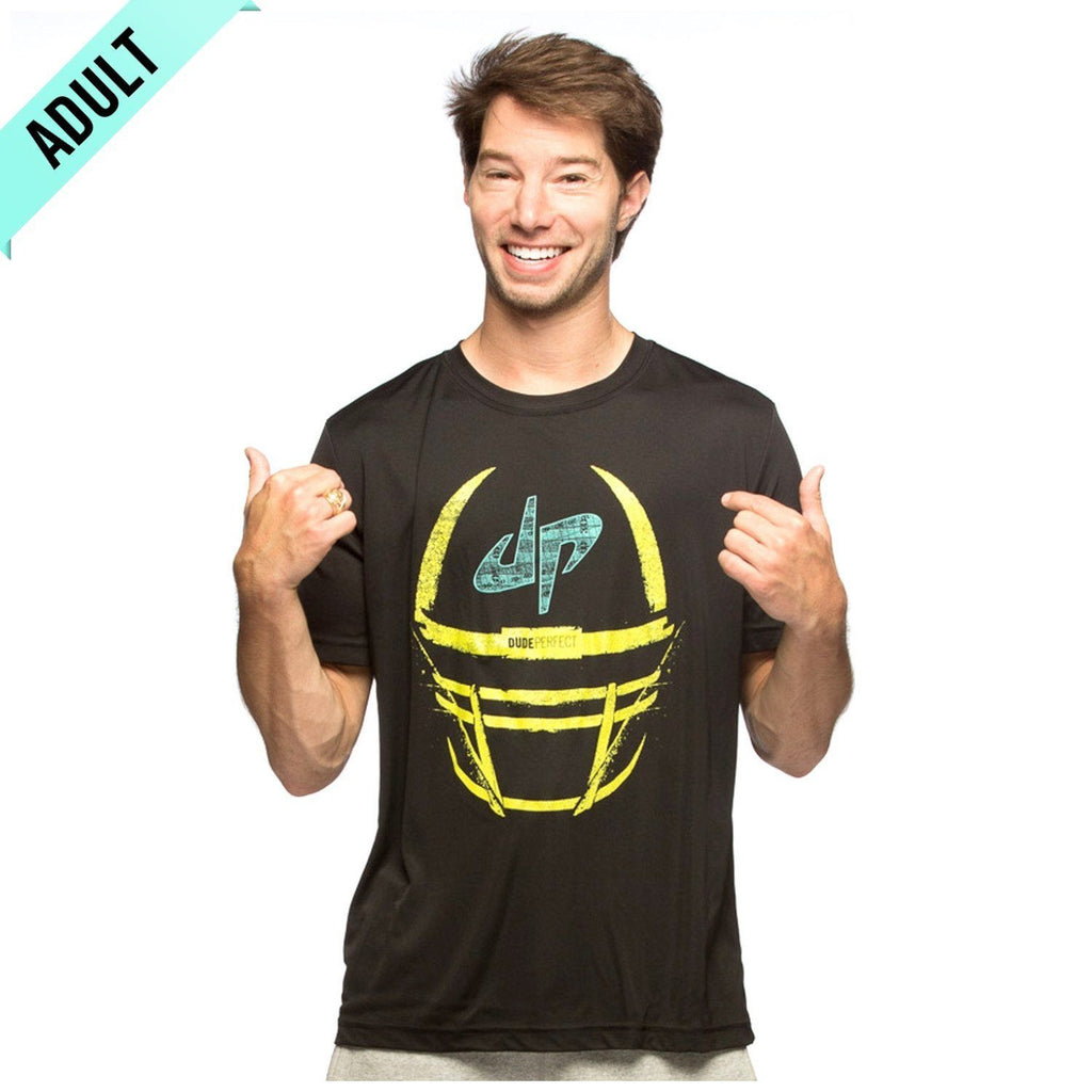 Crushing The Gridiron Performance Tee