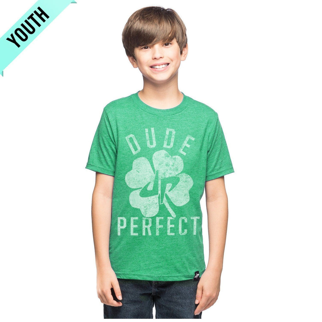 Youth St. Patricks Day Tee - PREORDER (Ships March 9th)