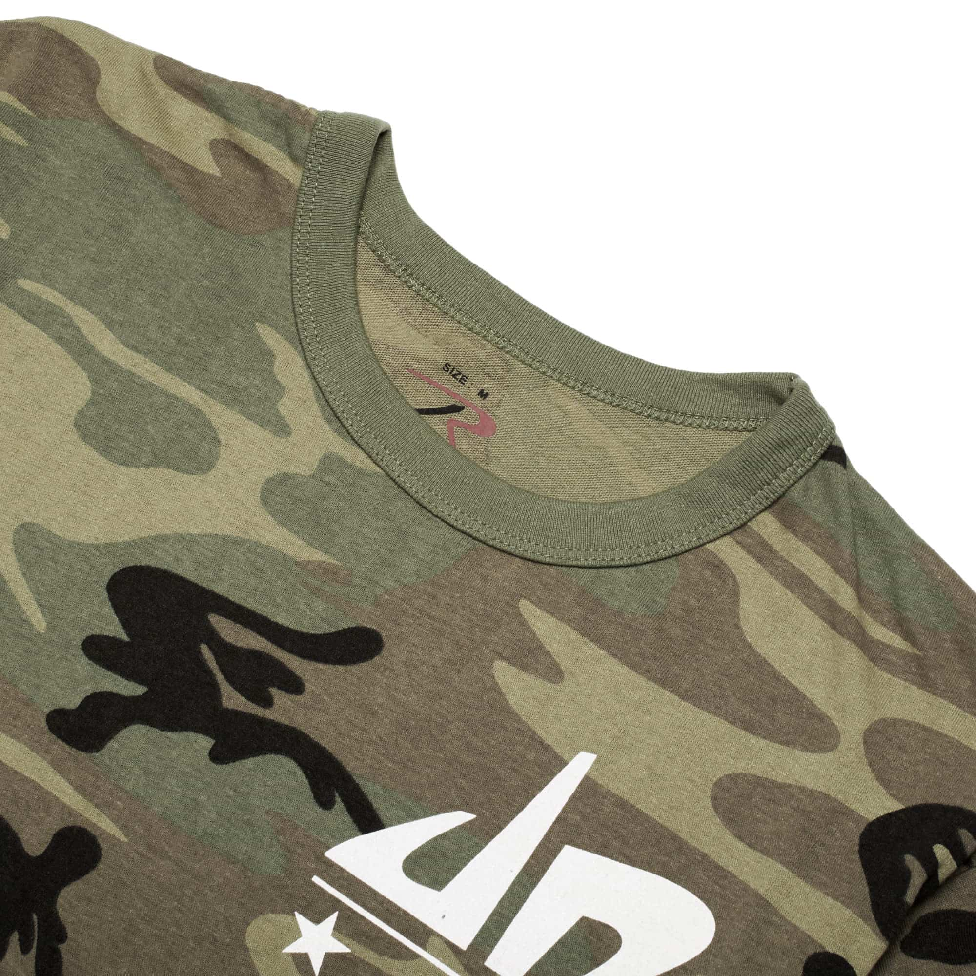 Youth Battles Camo Tee
