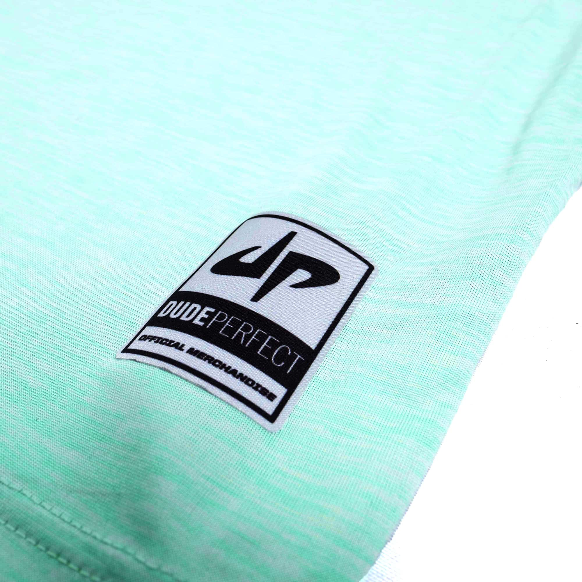 Youth Battles Combat 2 Performance Tee // Mint Heather