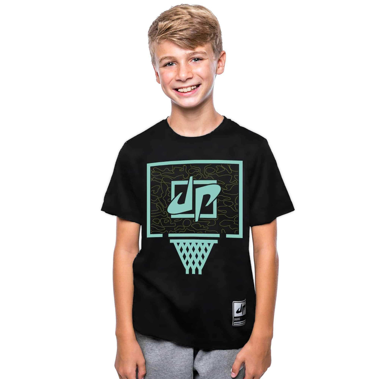 Youth Crushing The Court III Performance Tee