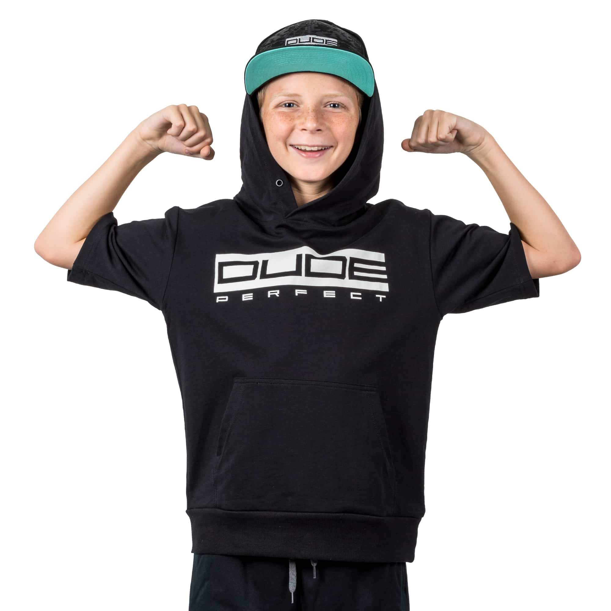 Dude Perfect Training Hoodie