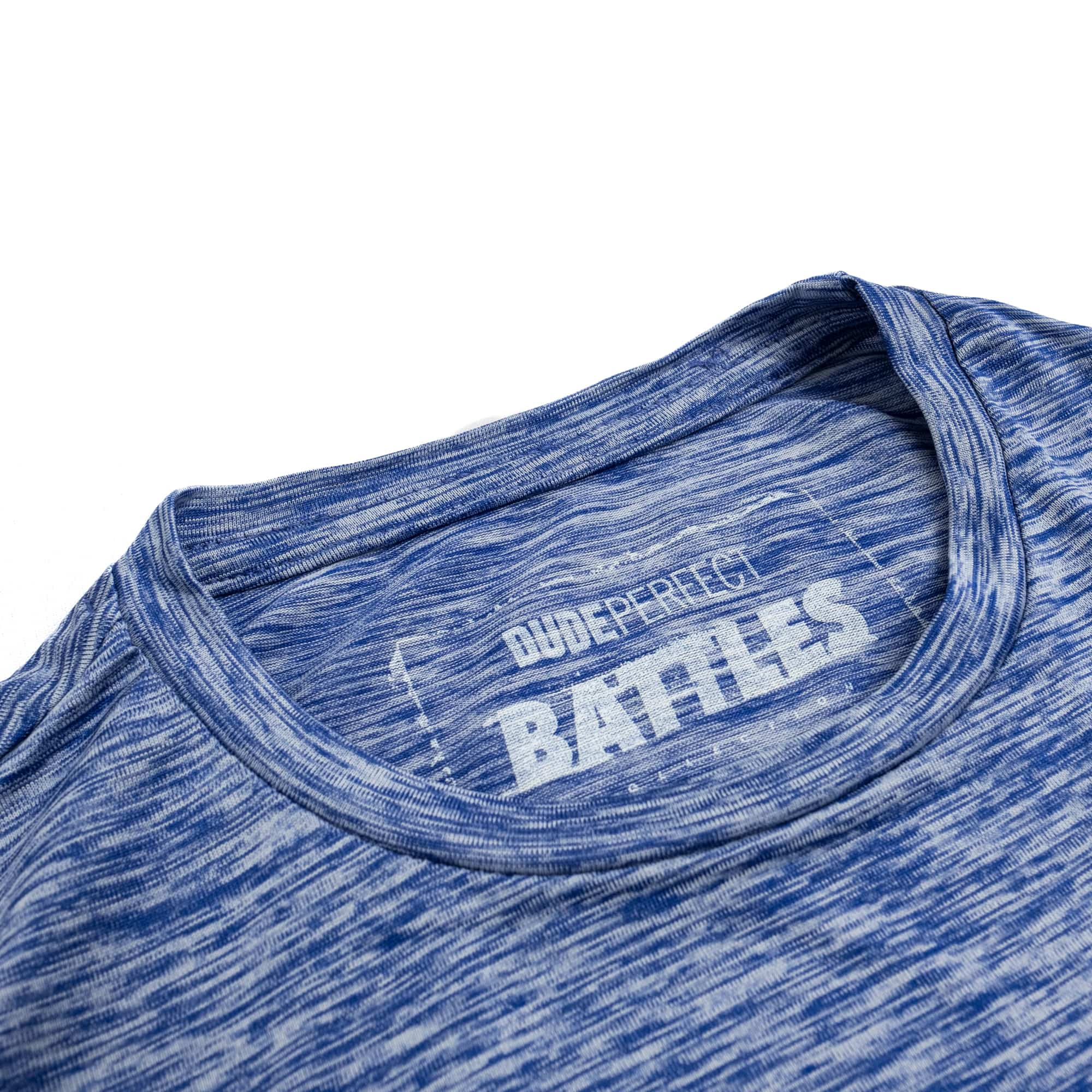 Youth Wordmark Battles Performance Tee