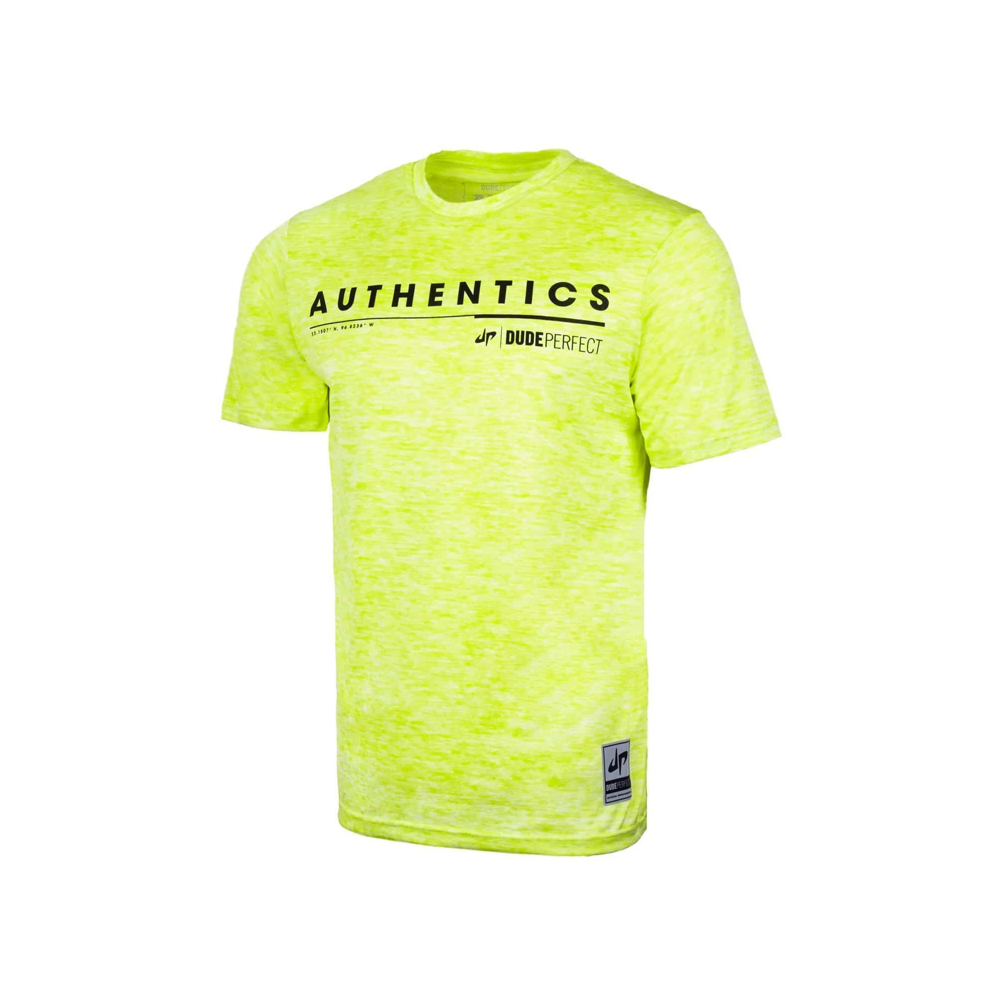 Youth Authentic Battles Performance Tee