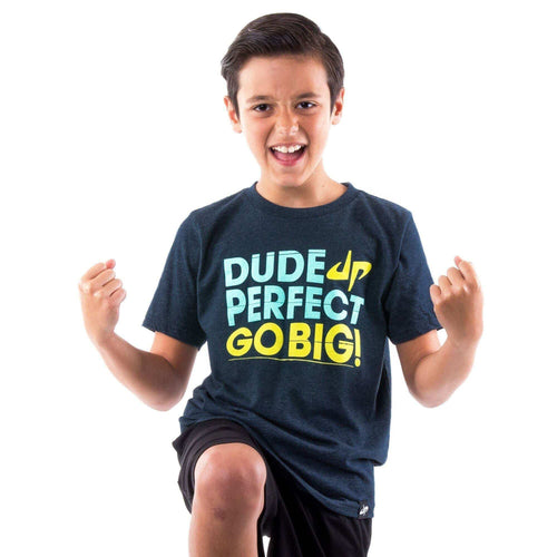 Youth Go Big T-Shirt