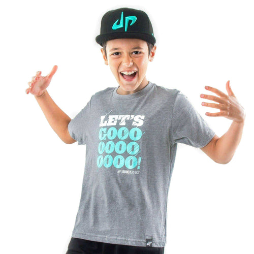 Youth Lets Go T-Shirt