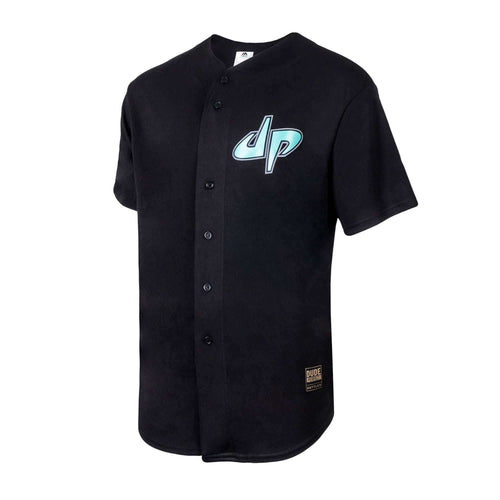 Youth DP x Majestic Coolbase Baseball Jersey