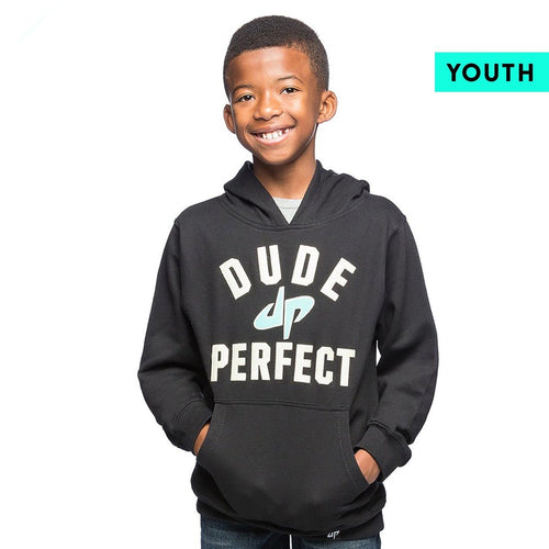 Youth Greatest of All Time Cotton Hoodie