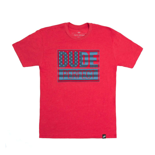 Youth Stars and Stripes III T-Shirt