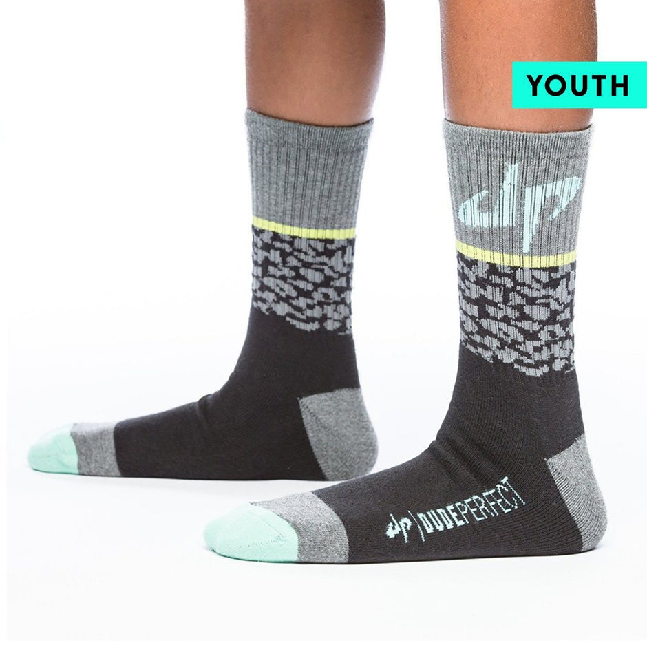 Dude Perfect Youth Socks