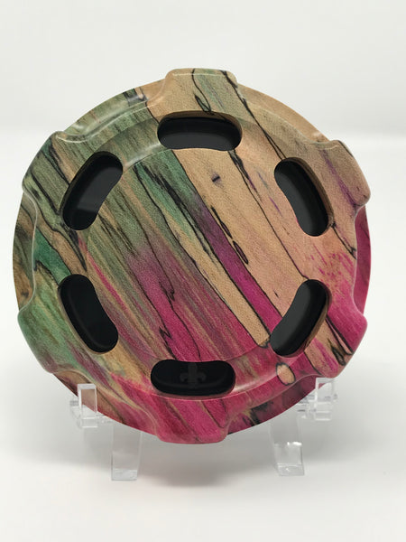 Turkey Call - Custom Shop - Classic - Watermelon Spalted Maple, Slate/Glass