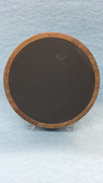 Turkey Call - Turkey Track - Walnut, Slate/Glass
