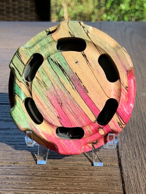 Turkey Call - Custom Shop - Classic - Watermelon Spalted Maple, Slate/Glass 8198