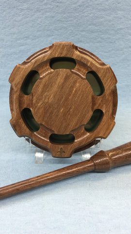 Turkey Call - Classic - Walnut, Aluminum/Glass