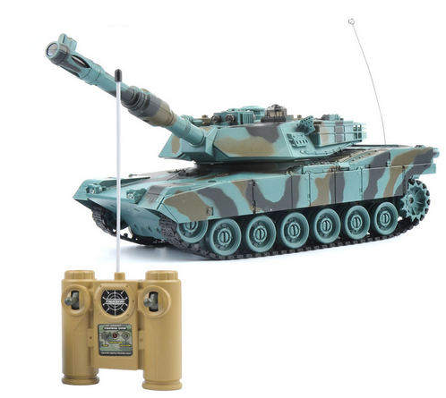 RC Fighting Remote Control Battle Tank Toy for Kids