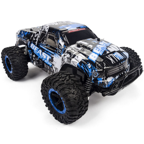 High Speed RC SUV Rock Rover Big Foot Off Road Toy Car