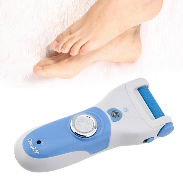 Do It Yourself Electric Pedicure System Leaves Feet Extremely Soft -