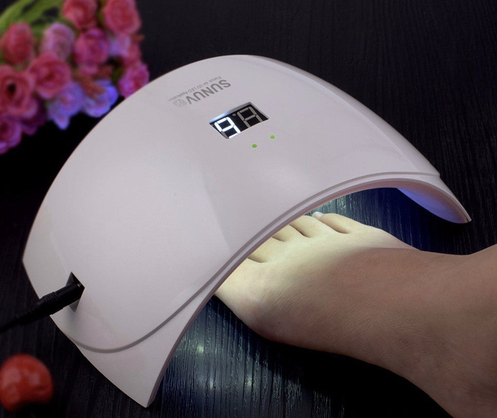 High Quality LED Professional Nail Dryer! HUGE Sale Save 50% Off Today!