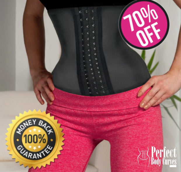 High Quality Waist Trainer! 70% Off Today! (Buy ANY 2 Waist Trainers Get FREE SHIPPING!)