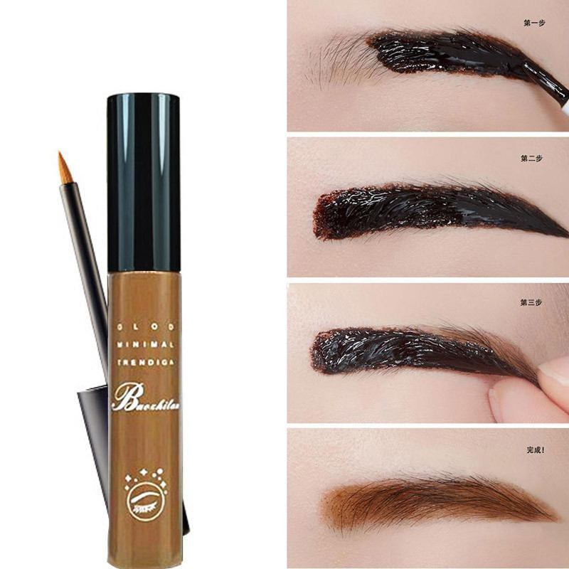 HOT! Peel Off Perfect Eyebrow Tattoo Crayon! Works Miracles On Brows! BUY 2 GET 1 FREE!!