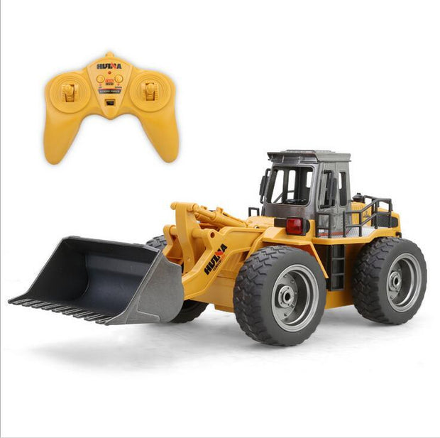 High Quality And Durable Remote Control Power Truck Front Loader