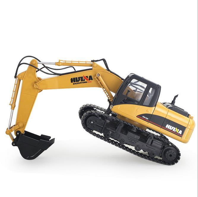 Monster Remote Control Excavator 50% Off FREE SHIPPING! Cyber Monday Deal!