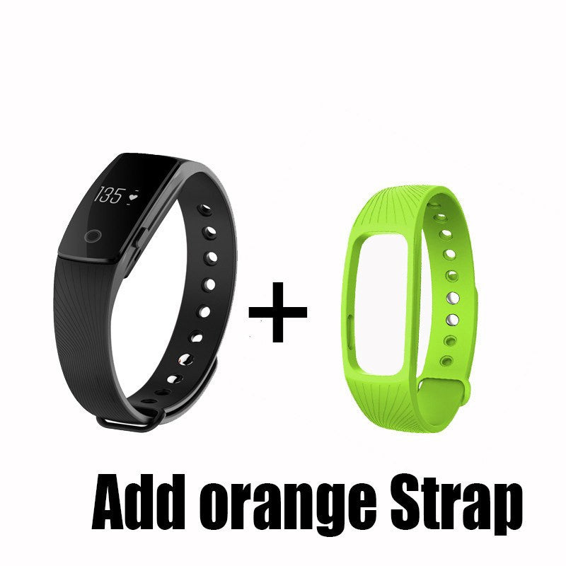 Smart Band Android Health And Heart Monitor 50%  Off!