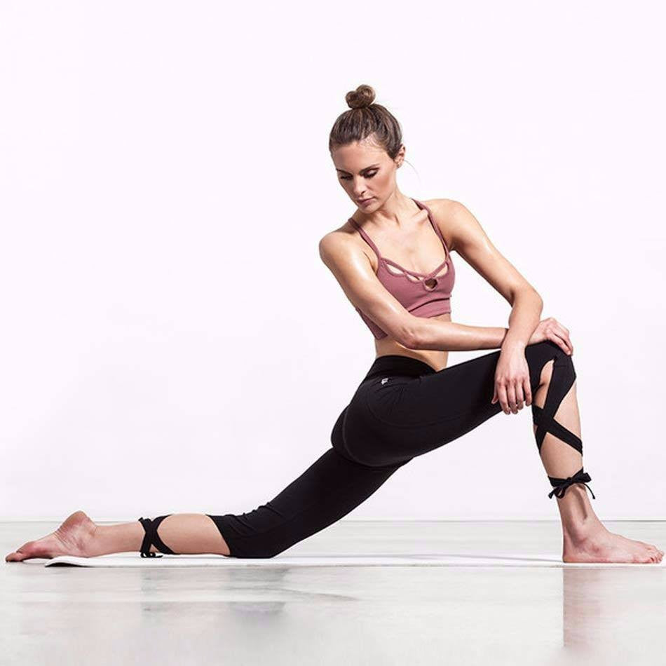 Women Ballerina Yoga Pants Looks And Feels Amazing! Super Cute!