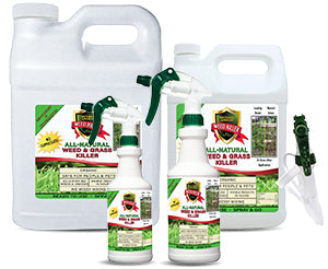 All-Natural Weed Killer