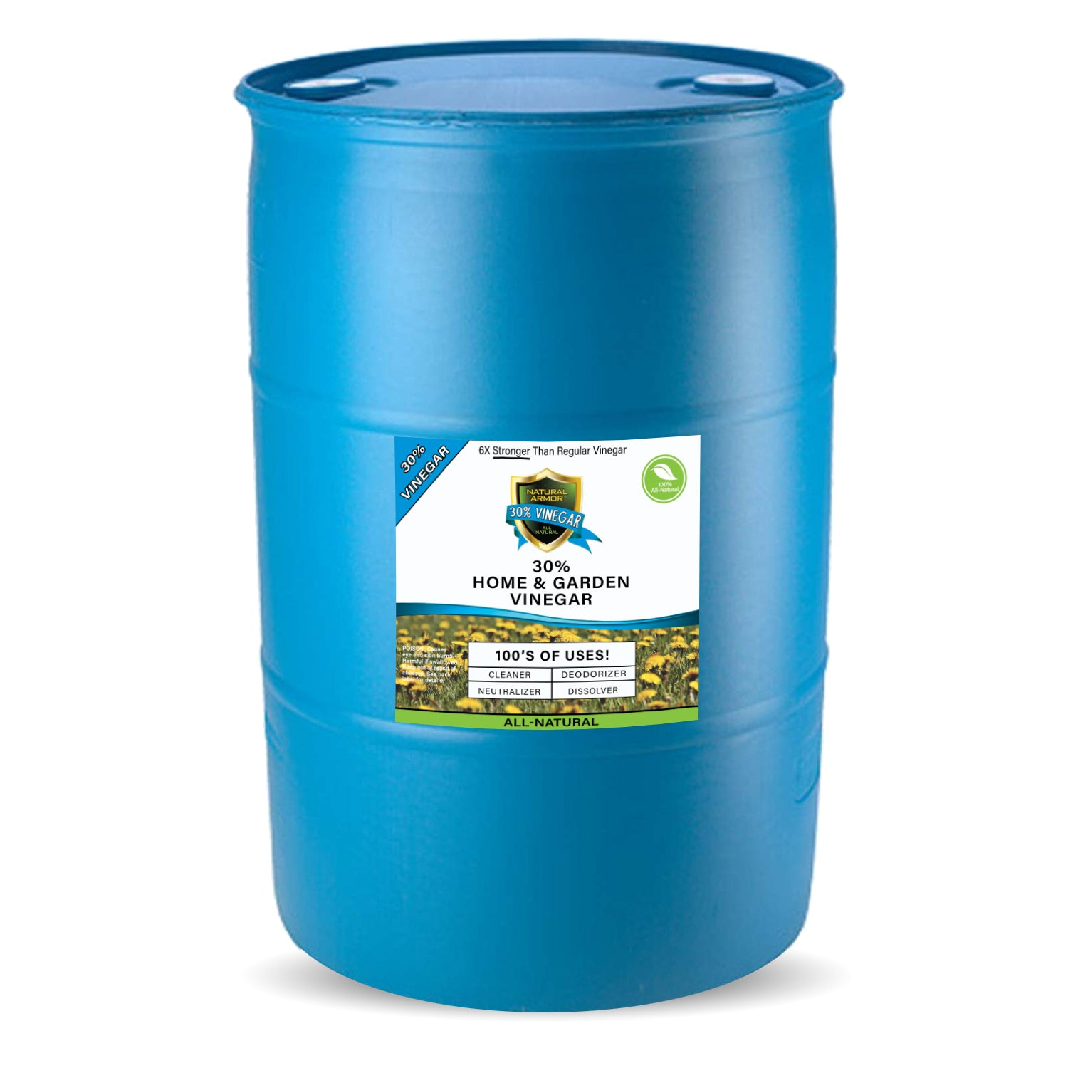30 Vinegar 1 30 Gallon Drum Natural Armor