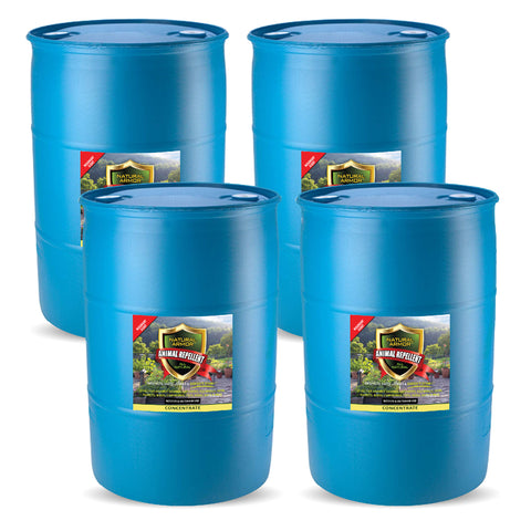 Animal Repellent ––– Rosemary Scent (4) 55 GALLON DRUMS CONCENTRATE