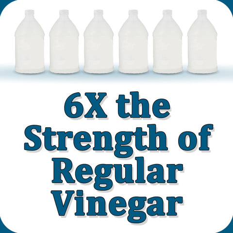 30% Vinegar Concentrate -1-Case of 4 Gallons