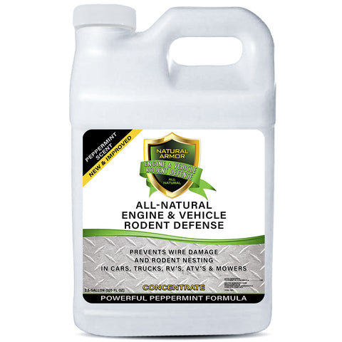 All-Natural Vehicle & Engine Protection - 2.5 GALLONS