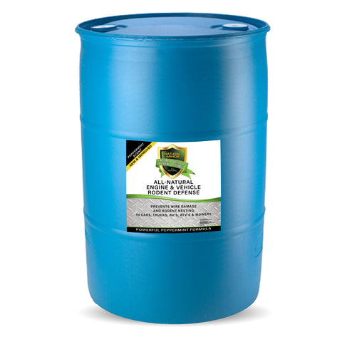 All-Natural Vehicle & Engine Protection - (1) 30 GALLON DRUM