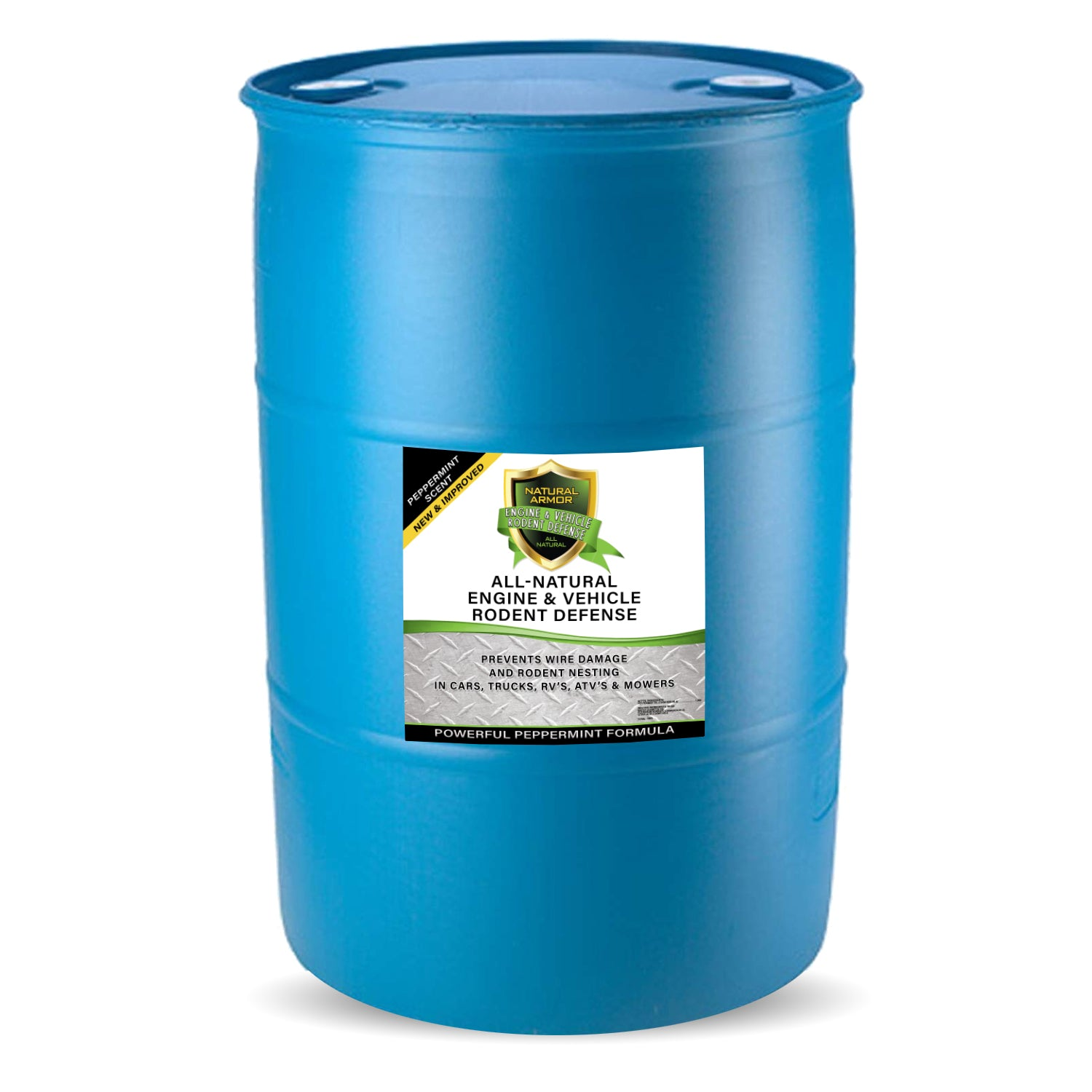 All-Natural Vehicle & Engine Protection - (1) 55 GALLON DRUM