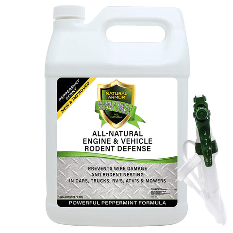 All-Natural Vehicle & Engine Protection - 1 GALLON Spray