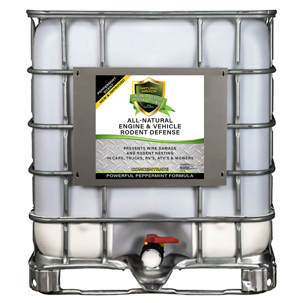 All-Natural Vehicle & Engine Protection - 7-1 Concentrate - (1) 275 Gallon Drum