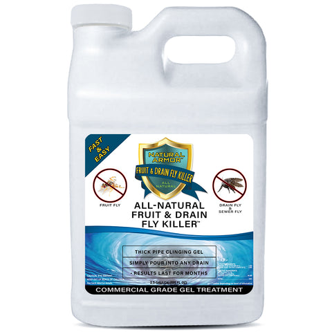 Fruit & Drain Fly Killer (1) 2.5 Gallon