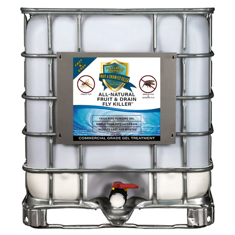 Fruit & Drain Fly Killer (1) 275 Gallon Tote